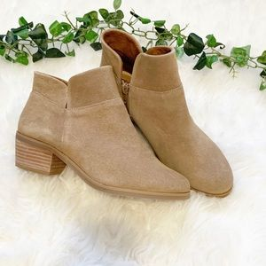 Crown Vintage Brown Ankle Boots NWT